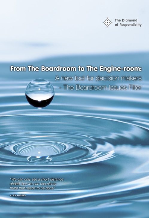 From The Boardroom To The Engine Room